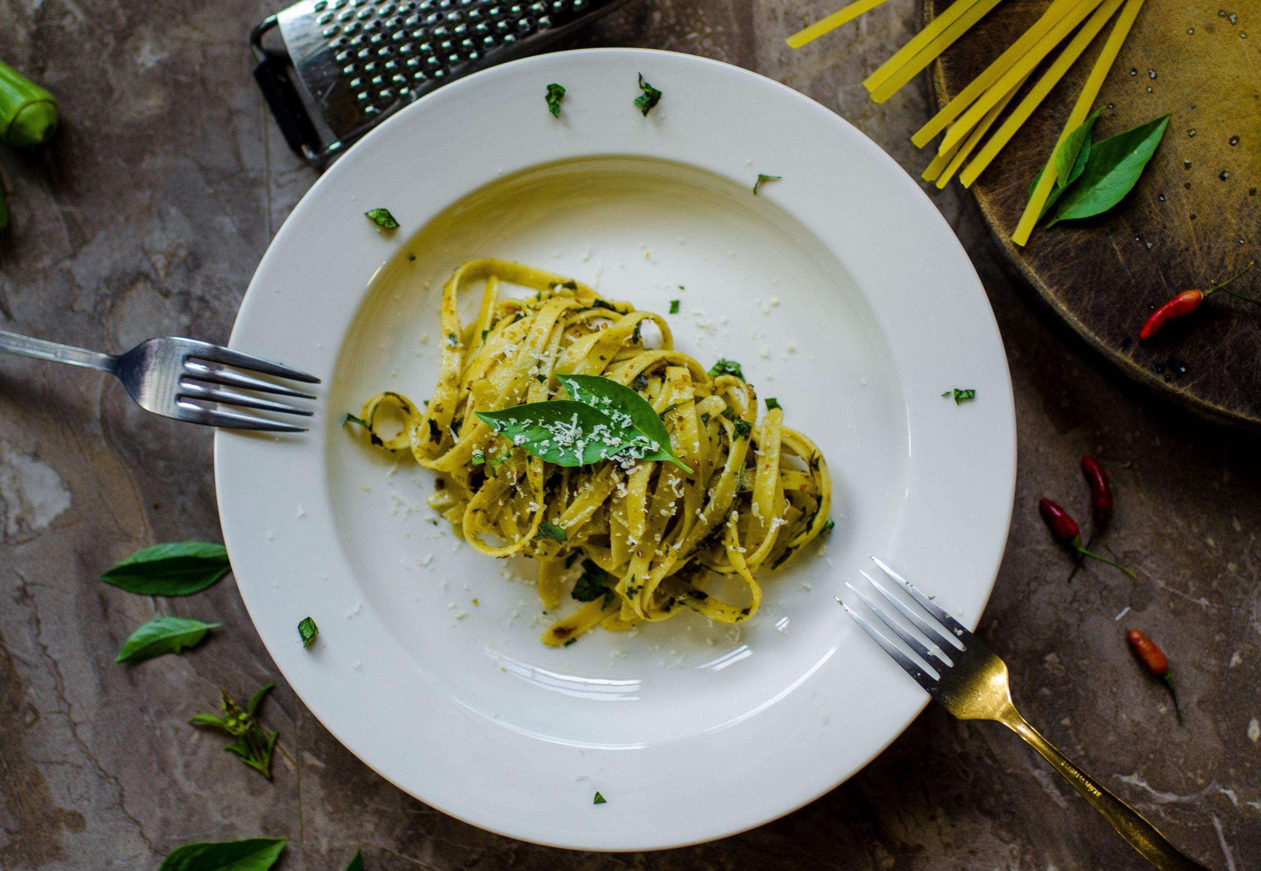 TOP 5 restauracji z włoskimi makaronami