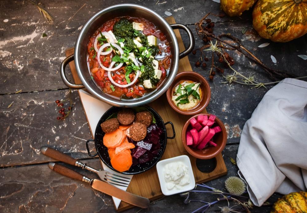 Tel Aviv Urban Food – fot. materiały prasowe