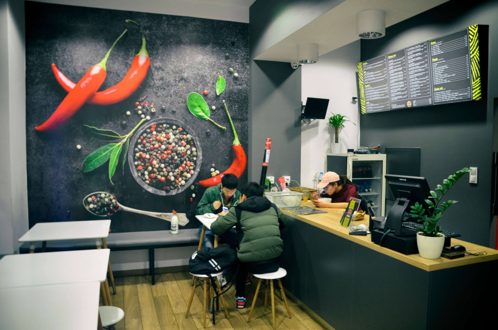 Chilli Bar. Azjatycka kuchnia przy Matejki