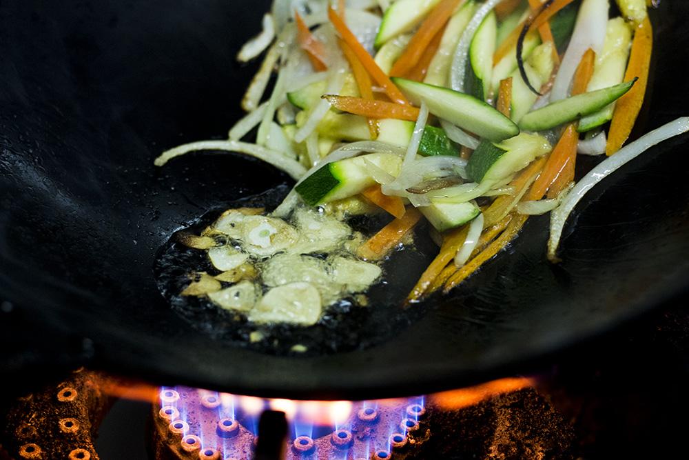Ramen House of Sushi od kuchni