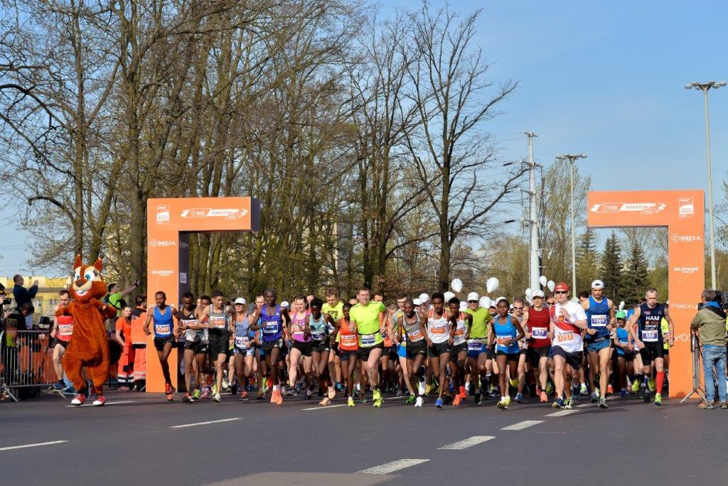 Maraton DOZ Piotrkowska