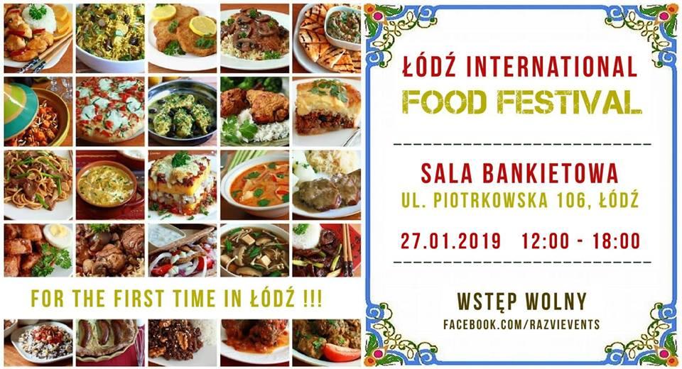 Łódź International Food Festival