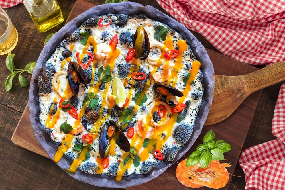 Jemy w Łodzi Pizza Fest 2019 - pizza Otwarte Drzwi