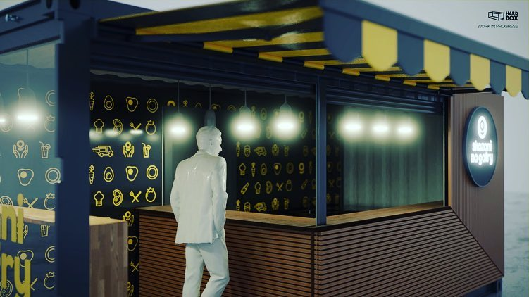 Skazani na gofry - nowy lokal na OFF Piotrkowska Center