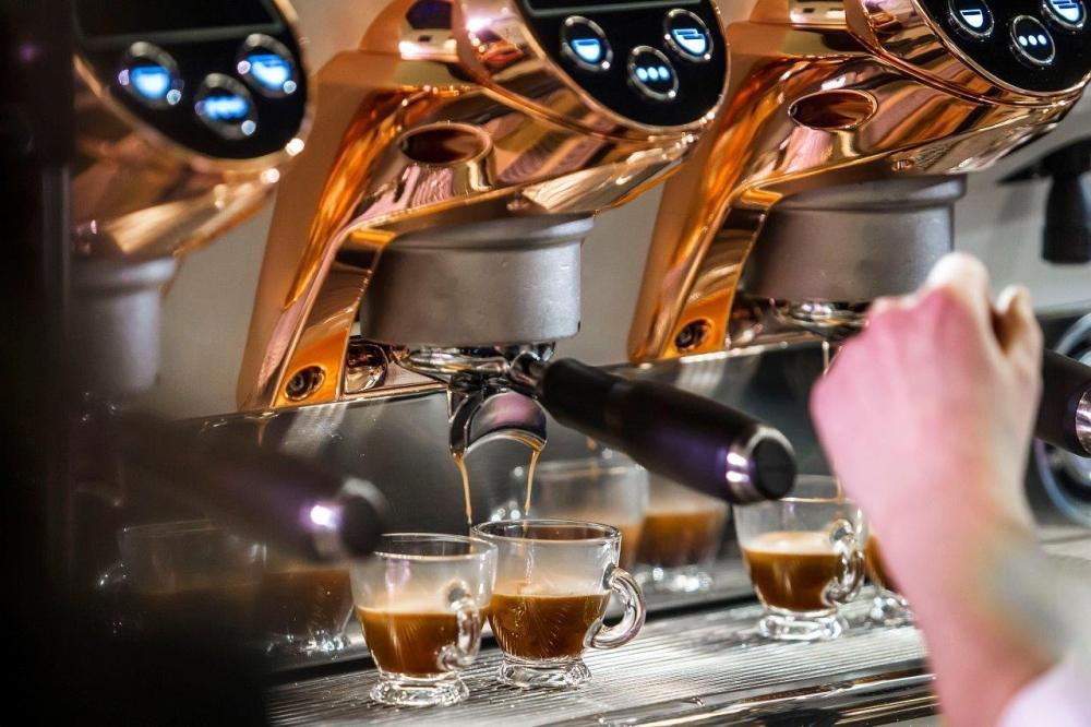 Czy restauracje potrafią parzyć kawę?