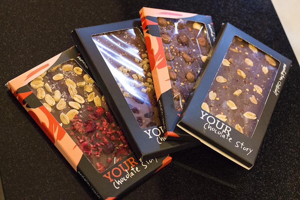 Warsztaty czekoladowo kawowe w Manufakturze Czekolady z Hot Air Cafe