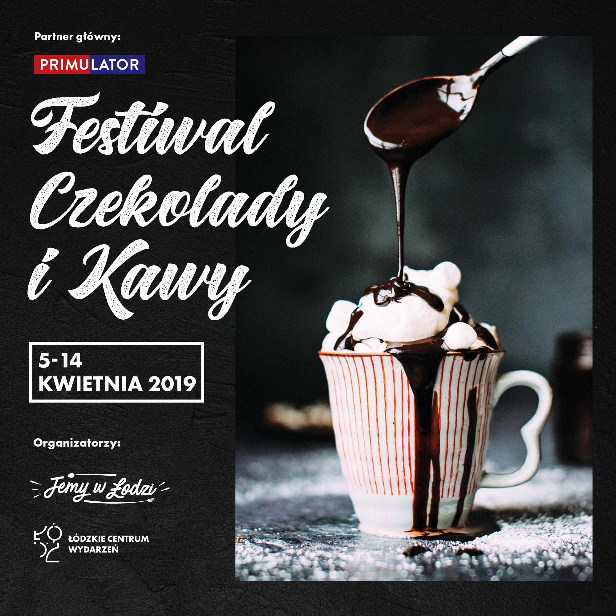 Festiwal Czekolady i Kawy rusza już w piątek!