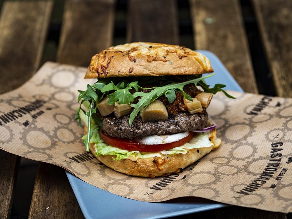 Jemy w Łodzi Burger Fest 2019 - Gastromachina