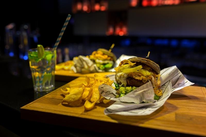 Jemy w Łodzi Burger Fest 2019