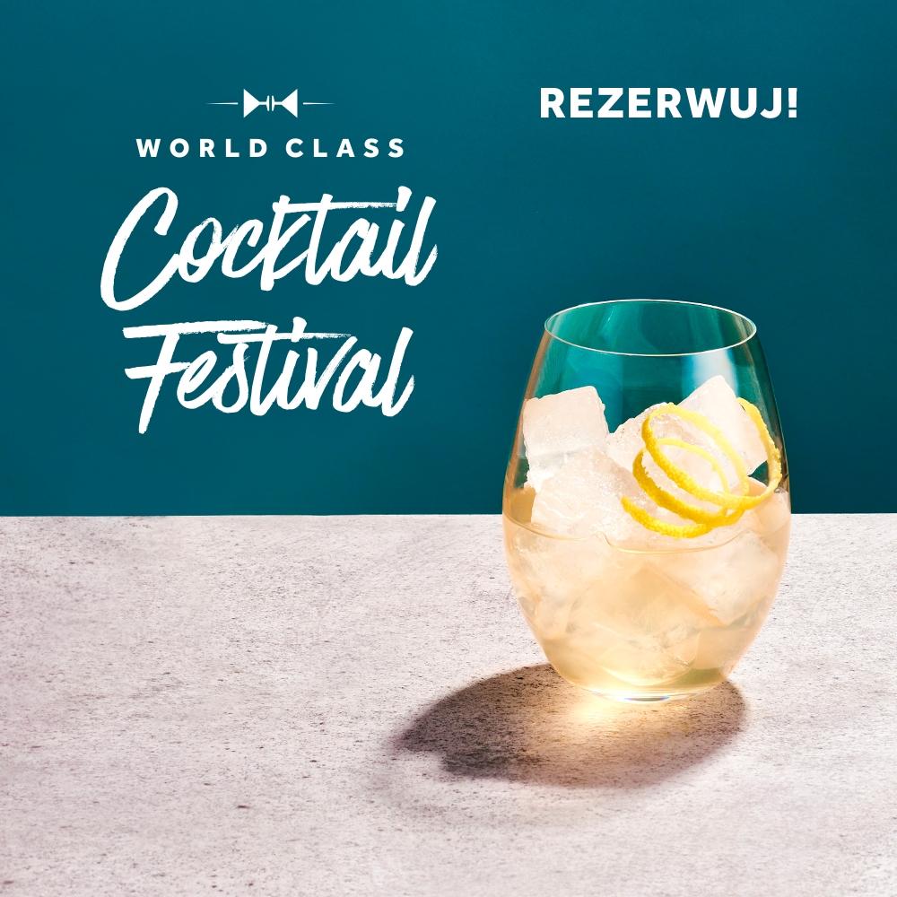 Rusza druga edycja World Class Cocktail Festival