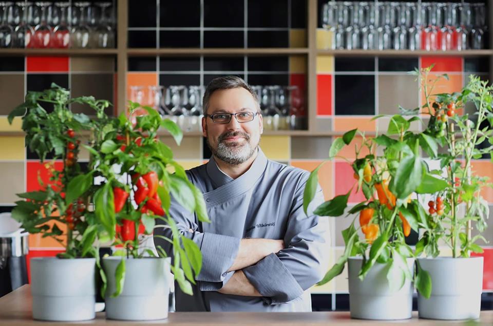 Restauracja ArcheVita i chef Marcin Wiśniewski