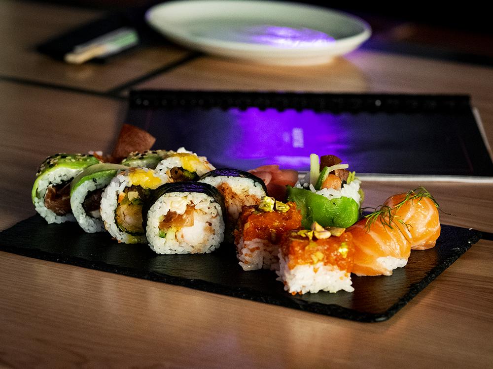 Hasztag Sushi