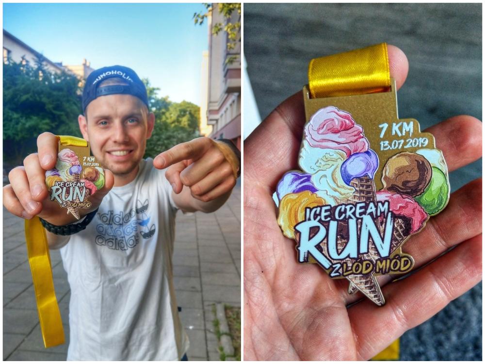 Ice Cream Run z Lód Miód, czyli najsłodszy bieg w Polsce