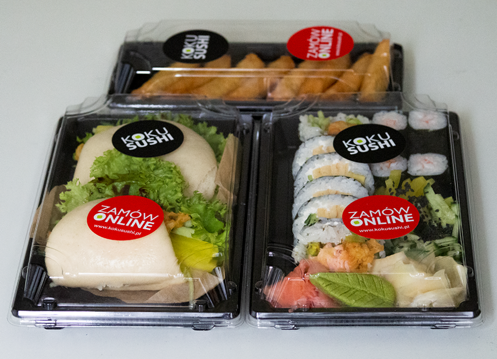 Koku Sushi w dostawie od Glodny.pl