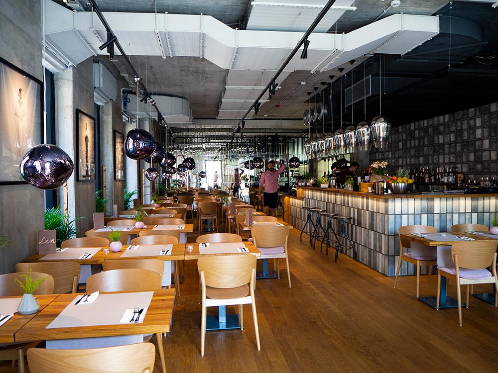 Len i Bawełna – nowa restauracja na OFFie