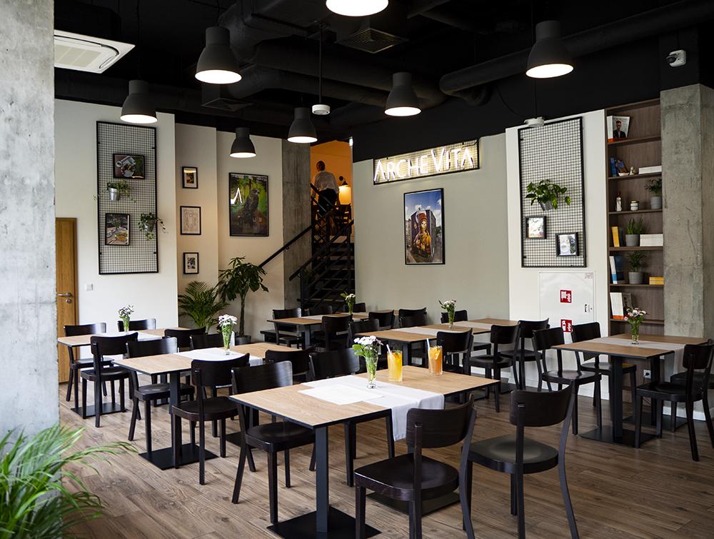 Restauracja Arche Vita