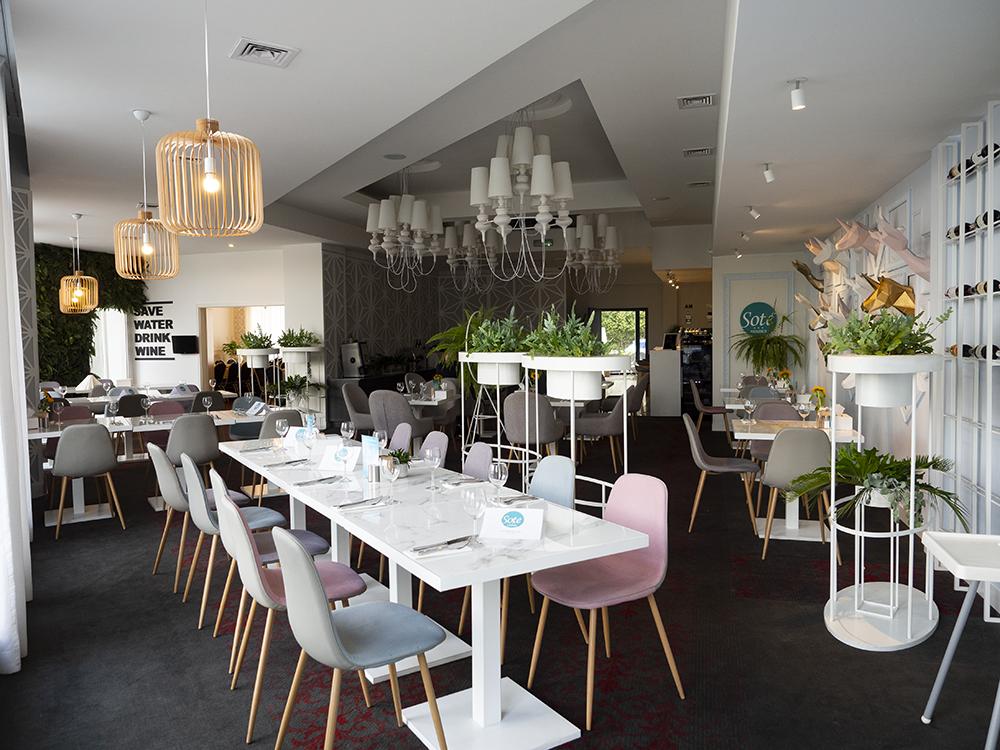 Restauracja Sote NoBo Hotel