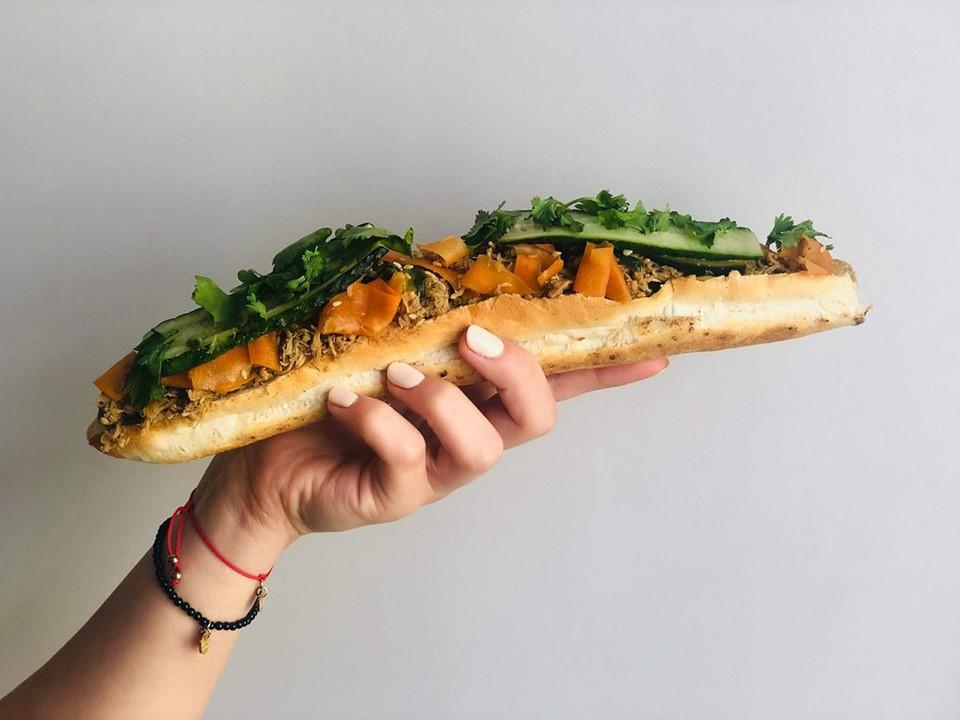 Bagietę w serwetę – kanapki na śniadania i lunche