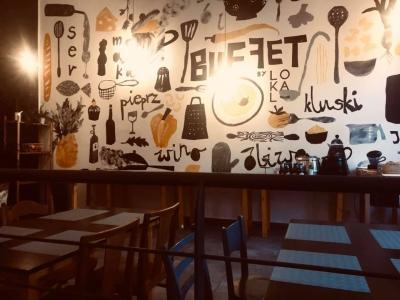 Buffet by Lokal