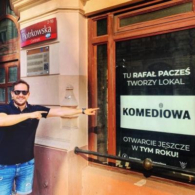 Kmediowa - restauracja Rafała Paczesia