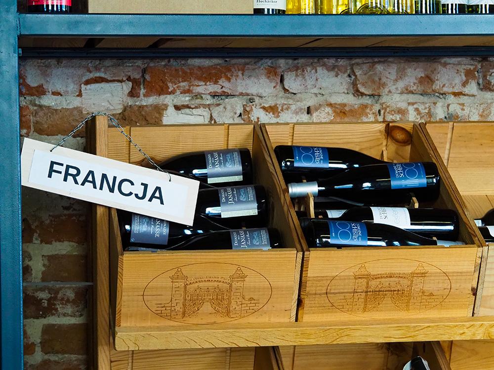 Klub Wino znów karmi gości