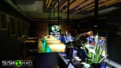 Sushi Smaki na Kościuszki 39