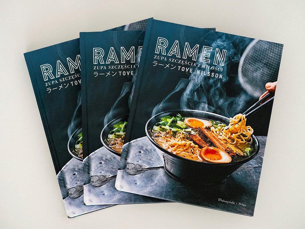 KONKURS! Wygraj książkę Ramen – zupa szczęścia i miłości