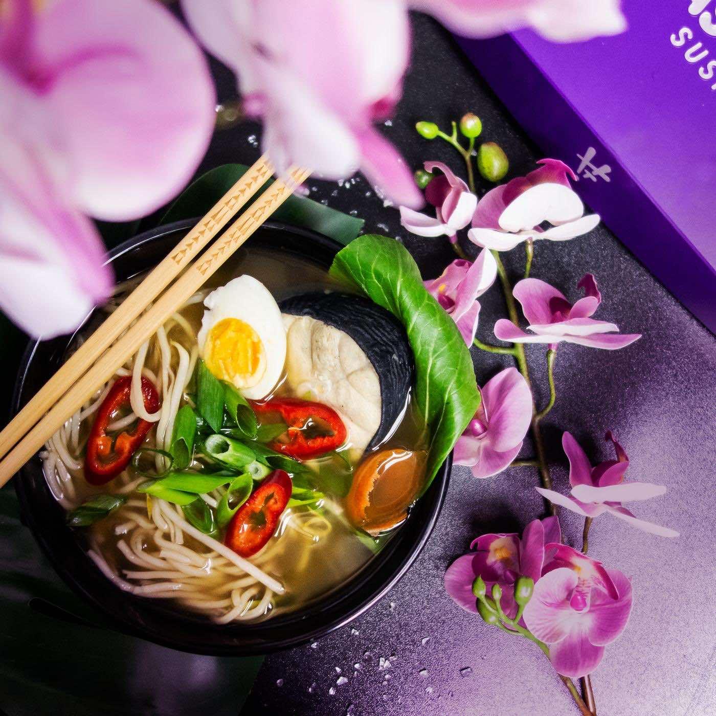 Festiwalowy ramen Hashtag Sushi