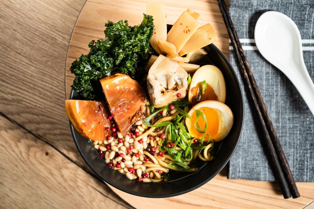 Festiwalowy ramen NoTo sushi