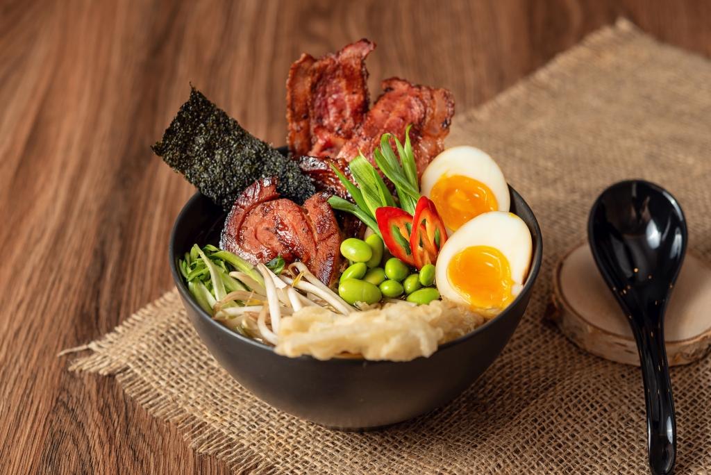Festiwalowy ramen Tabu Sushi