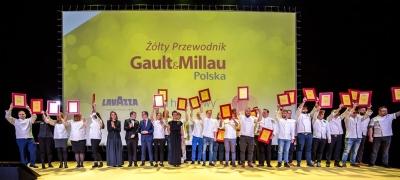 Gala Gault&Millau fot. facebook.com/gaultmillaupolska/