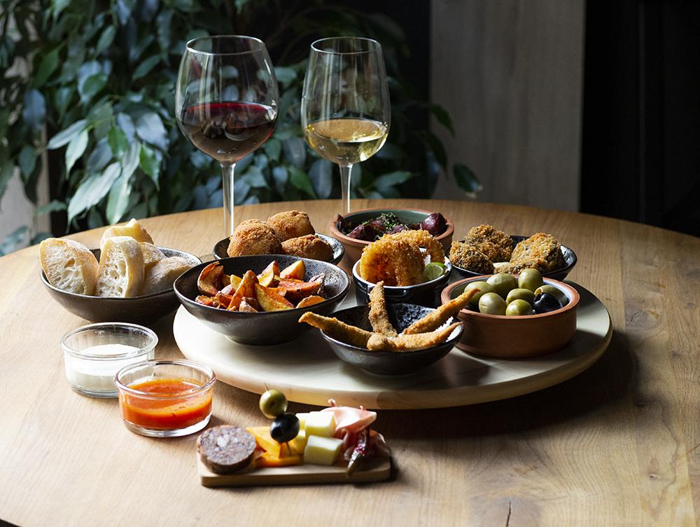 Las Tablas – powiew gorącej Hiszpanii w nowym menu