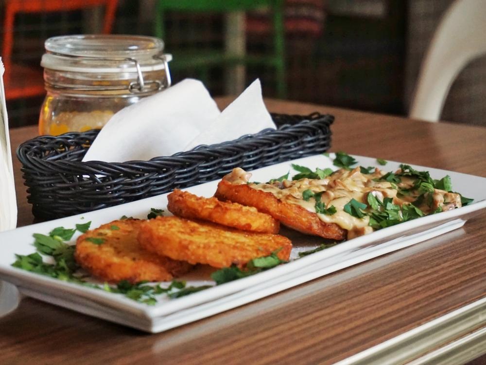 Mebloteka Yellow w 2019 postawiła na jedzenie w wersji wege