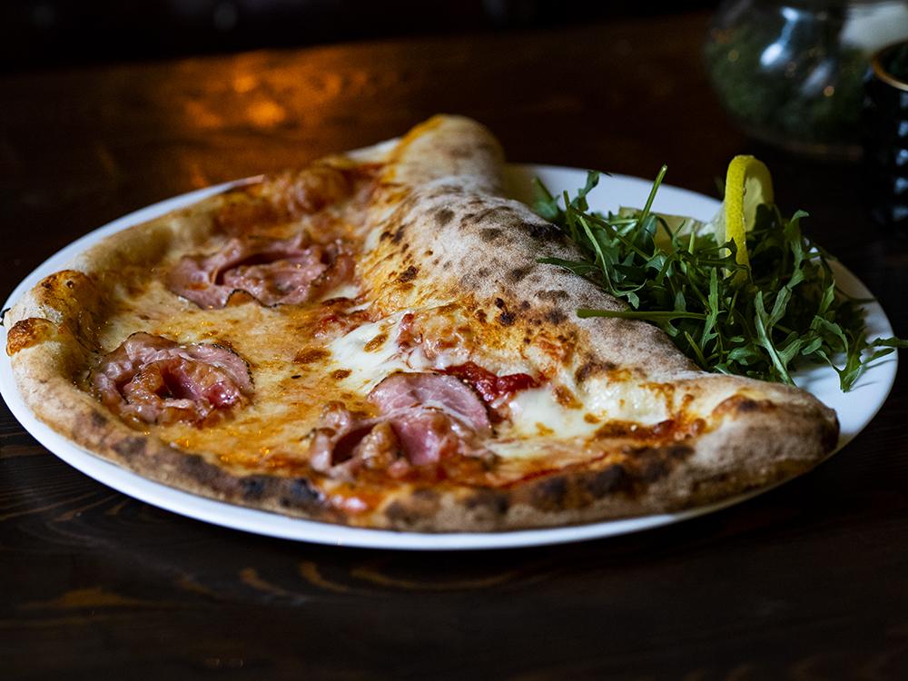 Forno Nero - pizza festiwalowa