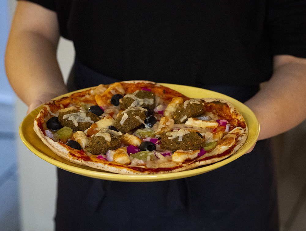Hamra - pizza festiwalowa