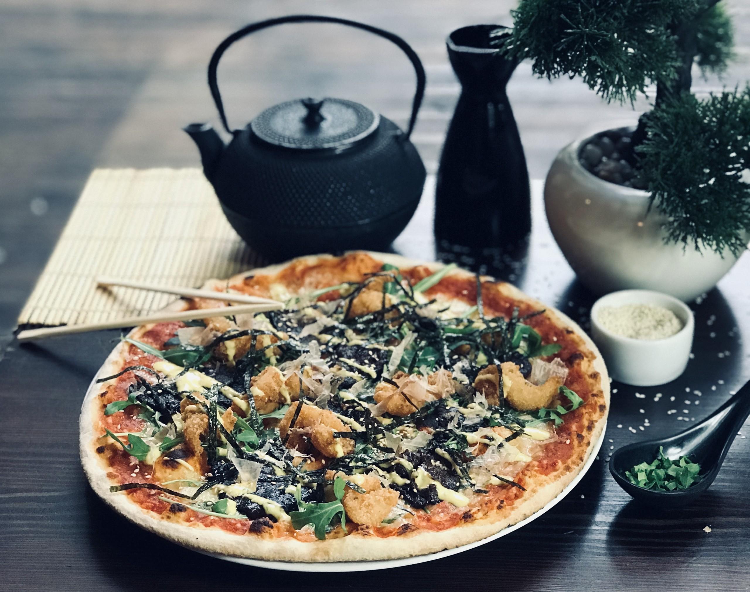 Otwarte Drzwi - pizza festiwalowa