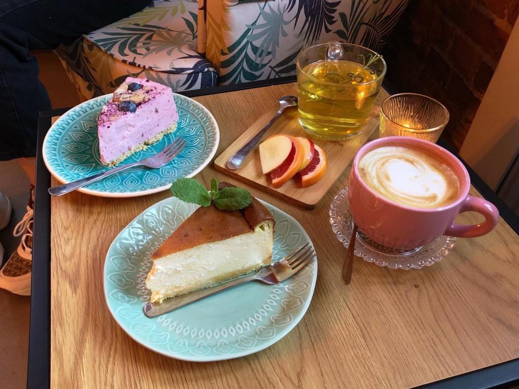 Zdrowo Słodzone to najnowsza cukiernia z ciastami i deserami bez cukru