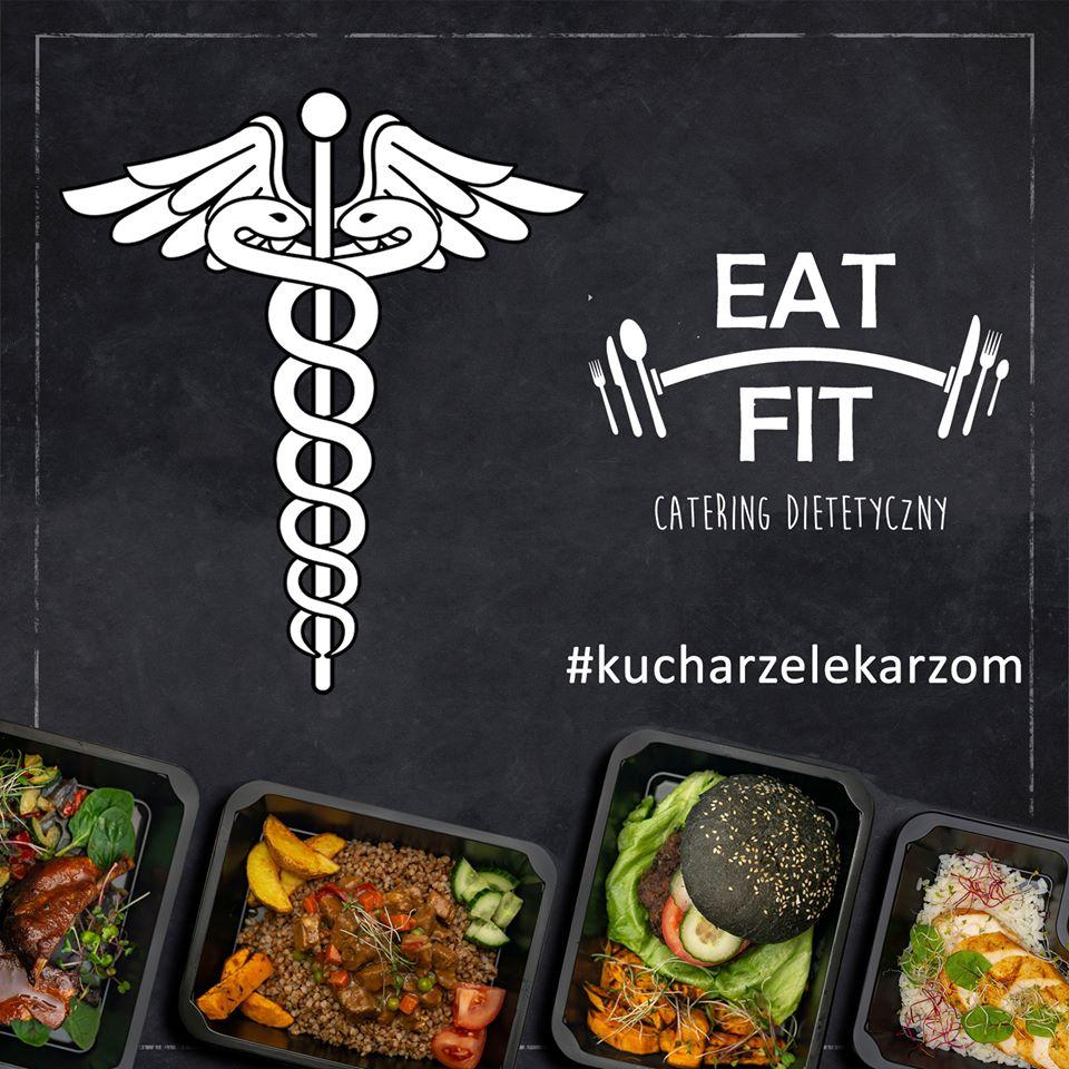 Posiłki do szpitali dostarcza catering Eat Fit