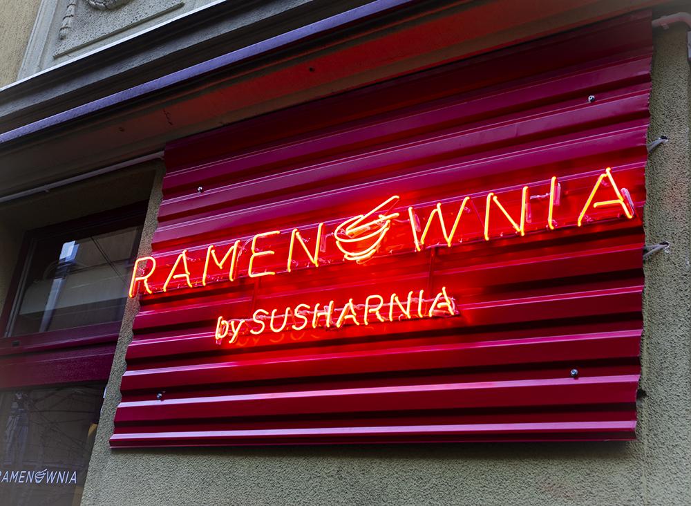 Ramenownia – nowy ramen shop na Piotrkowskiej 89