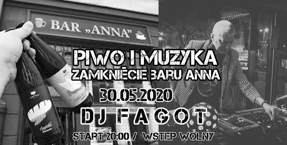 """Zamyka się Bar """"Anna"""" - fot. DJ Fagot"""