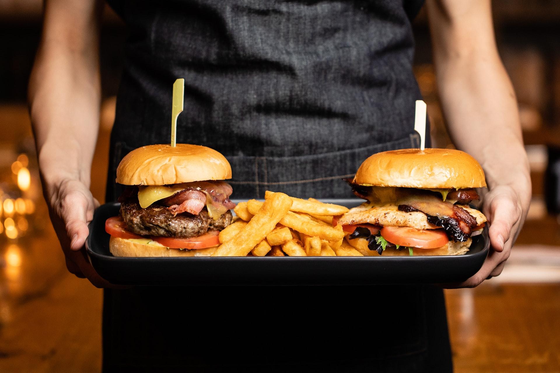 Zostań burgermasterem!