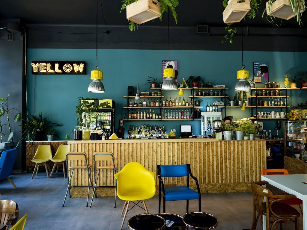 Yellow bistro&deli